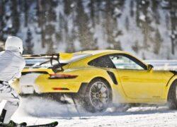 Auto Skijorings